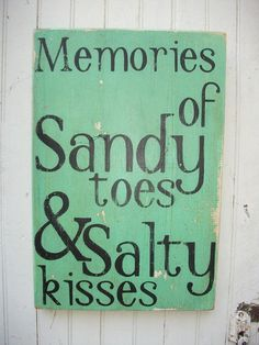 The front of my Beach Wedding album: Memories of Sandy toes and salty kisses