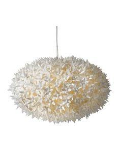 Kartell lamp: Bloom by Ferruciio Laviani