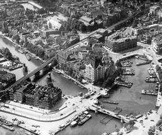 Omgeving Wittehuis jaren '30