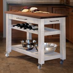 Shop AllModern for Kitchen Islands & Carts for the best selection in modern design. Free shipping on all orders over $49.