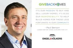 MANHATTAN BEACH, Calif., March 29, 2016 /PRNewswire/ -- Giveback Homes, the premier social good real estate platform,...