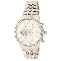 96793000bd25 Compra Reloj Aeropostale Para Dama Color Plata Estilo 0610 online