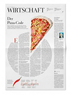 ideas fitness design layout spaces for 2019 Newspaper Design Layout, Page Layout Design, Magazine Layout Design, Graphic Design Layouts, Graphic Design Typography, Book Design, Food Magazine Layout, Design Posters, Text Design