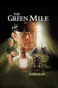 The Green Mile. Pretty much covers every emotion.  Cry a little, laugh a little, believe in magic a little, hope, and redemption.  Loved this.
