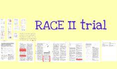 Lectura crítica del estudio RACE II en Prezi