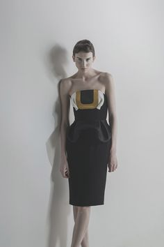 Cymbidium of CURVE Fashion Portfolio, Fall Winter 2015, Ready To Wear, Strapless Dress, My Style, How To Wear, Dresses, Strapless Gown, Vestidos
