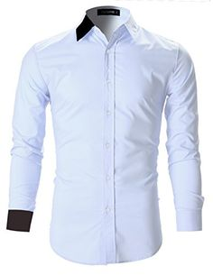 FLATSEVEN Mens Designer Slim Fit Color Block Dress Shirts... https://www.amazon.com/dp/B01H3EPG5E/ref=cm_sw_r_pi_dp_4YfHxb8VEC9SK