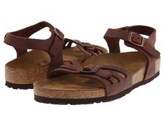 Birkenstock Bali Soft Footbed Habana Oiled Leather - Zappos.com Free Shipping BOTH Ways