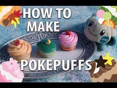 How to Make PokePuffs - YouTube