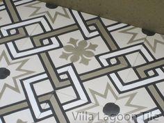 natchez - encaustic cement tile at www.villalagoontile.com