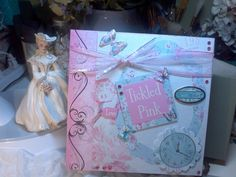 New baby card for my precious niece...also used Kanban paper collection