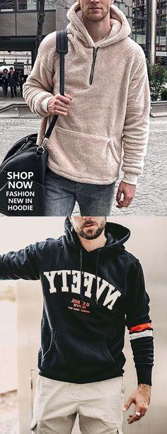 38 Best MEN Hoodies images in 2020 | Hoodies, Mens fashion