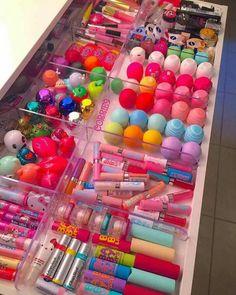 makeupcollectionbeautyroom - Lippen Make-Up - Maquillaje Makeup Storage, Makeup Organization, Skin Makeup, Beauty Makeup, Makeup Lipstick, Diy Beauty, Makeup Brushes, Makeup Geek, Rangement Makeup