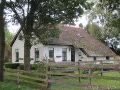 Marktplaats.nl - Huisje/Vakantiehuisje Drenthe - rietgedekte boerderij - Vakantiehuizen | Nederland