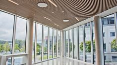 Elise Ottesen-Jensens hus ved Universitetet i Stavanger (UiS) - Woodify AS