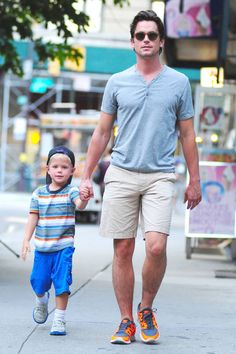 To celebrate Father's Day this Sunday, click through to take a look at some of the hottest dads of all time.