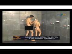 TESTE DE FIDELIDADE: Sedutora dar mole no banho e o JOGADOR consegue pen...