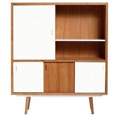 The cool republic Childrens Storage Furniture, 60s Furniture, Living Furniture, Mid Century Modern Furniture, Plywood Furniture, Furniture Makeover, Childrens Wardrobes, Wardrobe Drawers, Hallway Designs