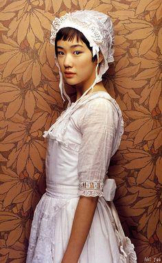 蒼井優 Aoi Yu : actress by g2slp, via Flickr