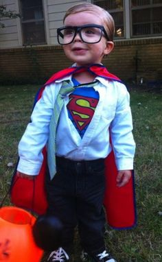 Kid Superman -- Visit //lolfunnypix.com for more laughs! #humor | Funny Pictures u0026 Funny Memes | Pinterest | Costumes Baby costumes and Halloween triu2026  sc 1 st  Pinterest & Kid Superman -- Visit http://lolfunnypix.com for more laughs! #humor ...
