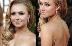 Celebrity Tattoo Designs 2011