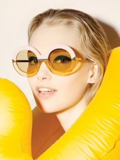 a2a66ad4cbe Karen Walker Poolside Eyewear Collection
