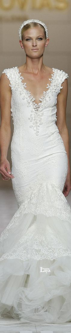 PRONOVIAS Spring-Summer 2015 BRIDAL