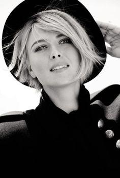 Maria Sharapova Harper's Bazaar Russia