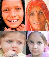 Resultado de imagen para etnia mediterranea