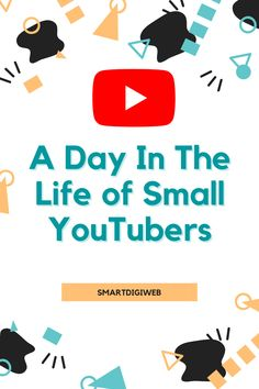 Just funny description of a day in the life of small YouTubers The Life, Youtubers, Day, Funny, Movies, Movie Posters, Films, Film Poster, Funny Parenting