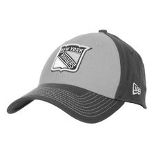 New Era New York Rangers Gray Two-Tone Platinum Classic 39Thirty Flex Fit Hat (Large/X-Large) by New Era. $29.90. The Platinum Classic Cap by New Era is part of the 39Thirty Classic collection for the super fan features: - 97% acrylic, 3% spandex - Light gray front panel with darker gray back panels and visor - Raised 3D tonal embroidery for team primary logo on front - Tonal embroidered secondary team logo on back Note: S/M size fits 6 5/8 - 7 1/8 M/L size fits ...