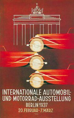 IAA Plakat 1937