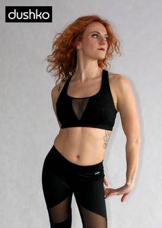 Pole Dance Top ALLURE SEXY LOOK / Fitness Top / Sport bra by DushkoSportswear on Etsy