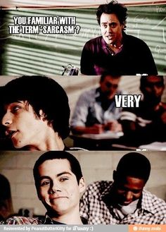 Teen Wolf, Scott McCall, Stiles, COACH
