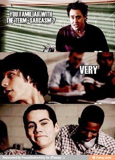 Teen Wolf, Scott McCall, Stiles, COACH, Season 1