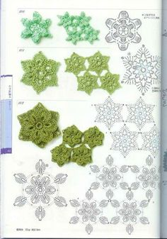 crochet patterns, Click thru to the picasa pg, lots of patterns in there!!   :)