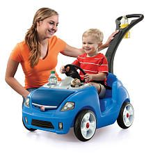 Step2 Whisper Ride 2 Buggy - Blue/ perfect gift for my one year old on sunday