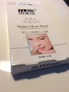 pertentavi: Produkttest: Nose-Strips aus China #1