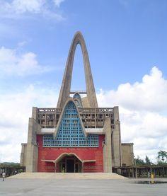 Basílica de Higuey. Foto de 2005, by Nancy