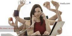 E bine sa facem mai multe lucruri deodata? E sanatos multitasking?
