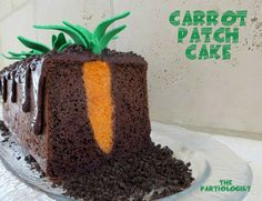 The Partiologist: Easter Extravaganza! Some great tips here on making cakes in a cake!!