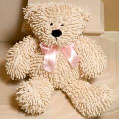 Vanilla Bean Bear @PoshTots #PoshTotsNursery