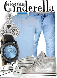 cinderella | Disney Bound omg. I would love my Prince to wear this!