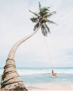 Swinging in Sri Lanka