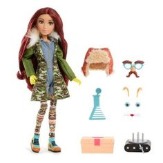 Project Mc2 Doll with Experiment, Camryn's Wind-Up Pet Robot - Walmart.com