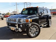 Hummer : H3 Luxury 4X4 We Finance! Power Leather Sunroof Towing Air Wheel Cruise Control Hitch ABS Gas