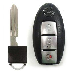 2005 - 2007 Nissan Murano Smart Key 3B Fcc# KBRTN001