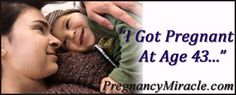 Discover how to reverse infertility and get pregnant almost any age,even if you've tried everything. http://bit.ly/1OwcGbV