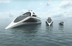 Amazing Yacht Concepts That Will Leave You Awestruck
