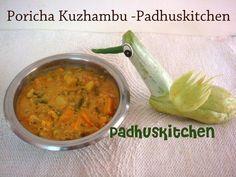 Poricha Kuzhambu-poricha kulambu